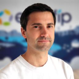 Léo Lemordant, président et con-fondateur d'Enerfip