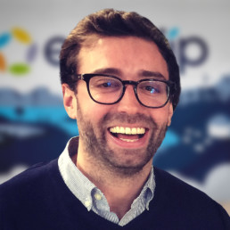 Edouard Dischamp, co-fondateur d'Enerfip