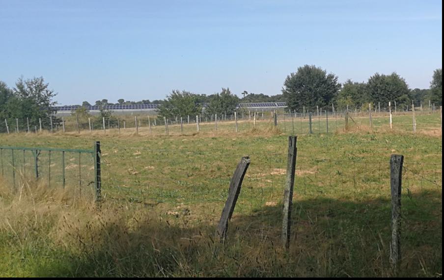 Image de l'emplacement de la centrale photovoltaïque
